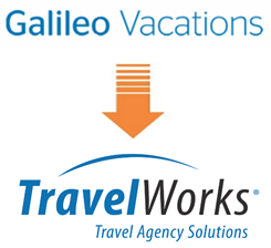TravelWorks launches a new cutting-edge interface with Galileo Vacations