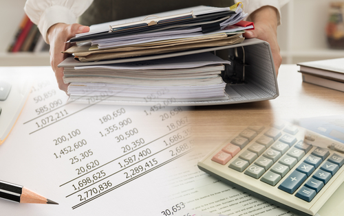 Year-end financial statements: so simple if you are organized!